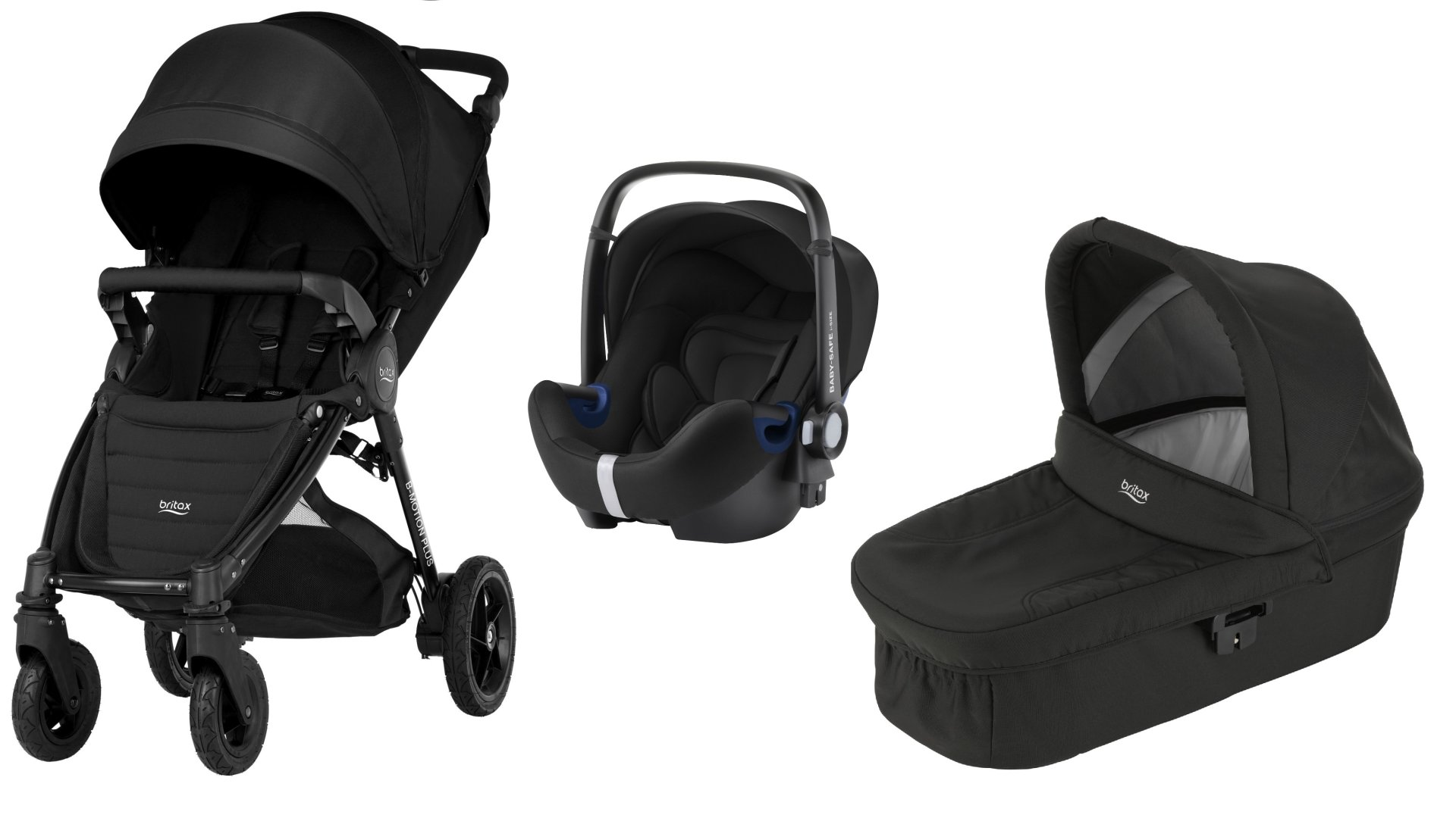 britax b motion 4 plus inkl canopy pack hard carrycot. Black Bedroom Furniture Sets. Home Design Ideas