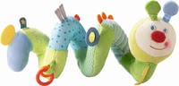 "Haba Activity Spiral ""Spring worm"" - Haba Activity Spiral ""Spring worm"" – This article has loads of exciting elements to discover and is perfect for infant carriers and baby beds."