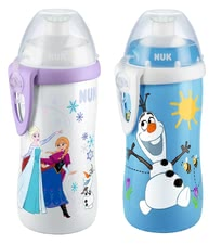 "NUK Disney ""The Ice Queen"" Junior Cup - NUK Disney ""The Ice Queen"" Junior Cup – The ideal drinking cup for sport, games and fun."