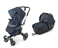 Concord Buggy NEO incl. carrycot Sleeper 2.0 - Concord Buggy NEO incl. carrycot Sleeper 2.0 – One of the most compact and lightest buggy in the world.