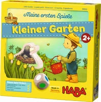 "Haba My first games ""Little garden"" - Haba My first games ""Little garden"" – Playing in a little garden can be a lot of fun."