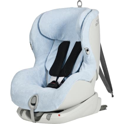 Römer Sommerbezug Trifix - The particularly absorbent Britax Römer summer cover for your Britax Roman summer cover for your Britax Römer Trifix is ideal for hot temperatures.