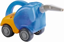 Haba tanker - Haba tanker – With this tanker your child will be able to transport and pour out water in a clever way.