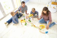 "Haba ball track Kullerbü ""Huge alley track"" - Haba ball track Kullerbü ""Huge alley track"" – This toy does not leave anything to be required."