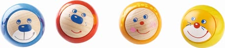 Haba display rollicking rollers, set of 4 2017 - large image
