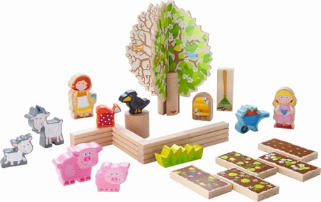 Haba play world Molly's cottage garden 2017 - large image