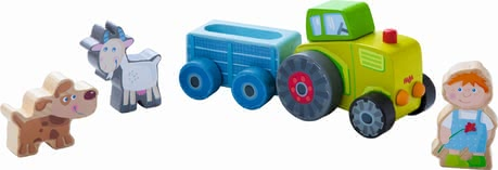 Haba play world Peter's tractor 2017 - large image