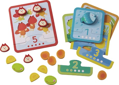 "Haba Matching Game ""Counting Animals"" 2017 - large image"