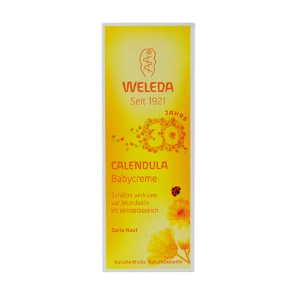 Weleda Calenudla baby cream, 75ml - Weleda Calenudla baby cream, 75ml – This cream is for the sensitive skin of your baby.