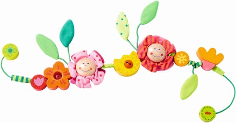Haba pram decoration Blossoms 2017 - large image