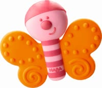 "Haba clutching toy ""Butterfly"" - Haba clutching toy ""Butterfly"" – This cute toy by Haba is perfect for your little one."
