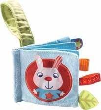 "Haba buggy book ""Bunny Flipp"" - Haba buggy book ""Bunny Flip"" – This book entertains every little one."