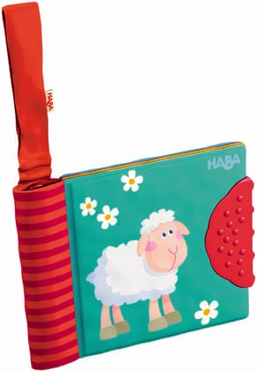 Haba buggy book first words - Haba buggy book first words – Helps learning the first words.