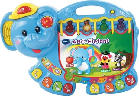 Vtech ABC elephant 2016 - large image