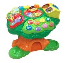 Vtech tree - A lot of exciting elements can be found in the tree which invite your child to learn, discover and play.