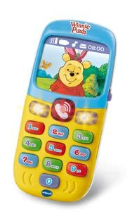 Vtech Winnie Pooh toy smartphone 2016 - large image