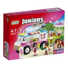 LEGO Juniors Emma's ice cream truck - LEGO Juniors Emma's ice cream truck – Get delicious ice cream with your friends and this toy by LEGO.