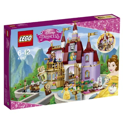 LEGO Disney Princess Belle's enchanting castle 2016 - large image