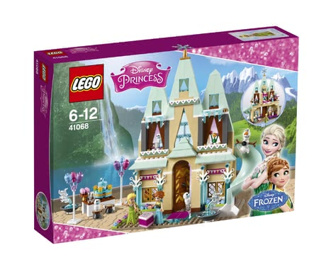 LEGO Disney Princess party in a big castle by Arendelle - LEGO Disney Princess party in a big castle by Arendelle – An extensive set all about the birthday of princess Anna from the famous film Frozen.