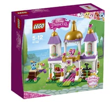 LEGO Disney Princess Royal Castle of the Palace animals - LEGO Disney Princess Royal Castle of the Palace animals – There's a sleeping space for every animal in this cute castle by LEGO.