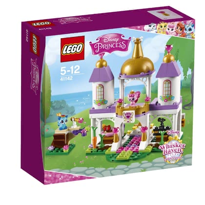 LEGO Disney Princess Royal Castle of the Palace animals 2016 - large image