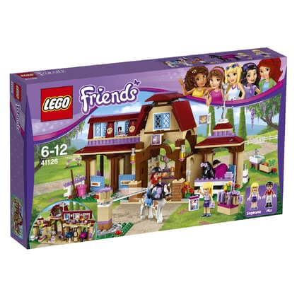 LEGO Friends Heartlake horse-riding centre 2016 - large image