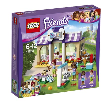 LEGO Friends Heartlake puppy care 2016 - large image