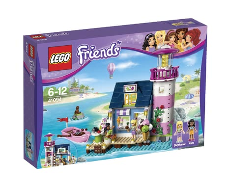 LEGO Friends Heartlake lighthouse - LEGO Friends Heartlake lighthouse – Spend a perfect day at the sea with this legendary set by LEGO.