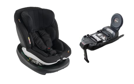 BeSafe car seat iZi Modular incl. i-Size base - BeSafe car seat iZi Modular incl. i-Size base - The BeSafe iZi Modular is suitable for your child with a size of 61cm and can be used directed to the front and backwards. Set offer: BeSafe car seat plus i-Size base.