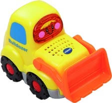VTech bulldozer - The Vtech bulldozer is irreplaceable in every construction site.