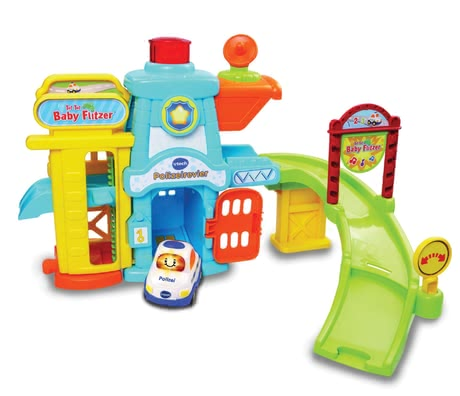 VTech police station - This toy will provide a lot of fun.