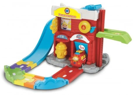 VTech fire station - Role plays full of fantasy bring your fire station to life.