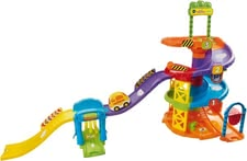 VTech car park - A lot of great elements and the singing bus will be a whole lot fun to your child aged 12 months upwards.