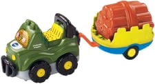 Vtech – all-terrain vehicle with trailer -