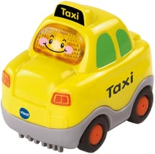 VTech taxicab - The cab reacts to movements and makes funny noises.