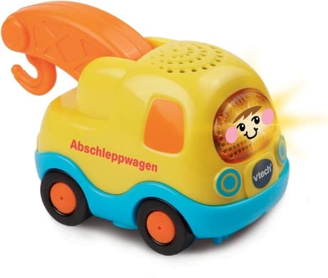 Vtech service car - The service car accompanies your child from the very first role play on.