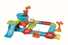 Vtech airport - The airport is an interactive game set with a lot of great noises and elements.