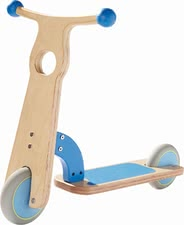 Haba Kids' Scooter - Haba Kids' Scooter – This scooter trains your child's balance and is suitable for the age of 2 years upwards.