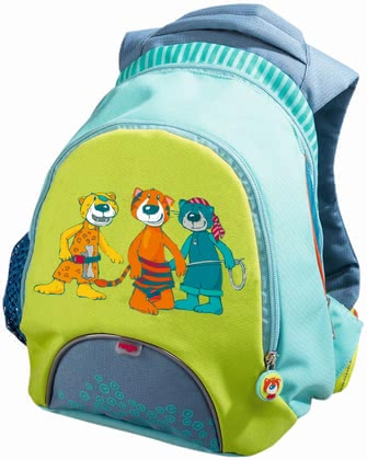 Haba backpack jungle caboodle 2017 - large image