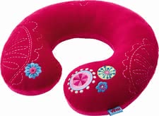 Haba neck pillow Pinalina - The neck pillow provides an extra portion of comfort while travelling.