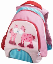 Haba backpack Paulina - Everything needed fits into the backpack by Haba.