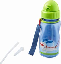 Haba drinking bottle dog Manni - Manni can contain almost 400ml – ideal for being on the go.