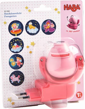 Haba plug-in nightlight fairy garden 2017 - 大图像