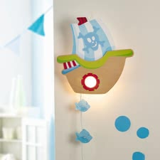 Haba night light journey of the pirates -