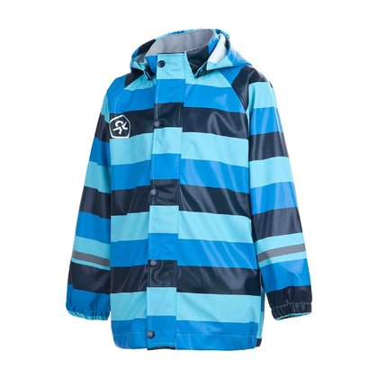 Color Kids Regenjacke BATLEY - Stylish and colourful -so, convinced the color kids rain jacket BATLEY even on cloudy days and good fun. Roam the playground even on rainy days.