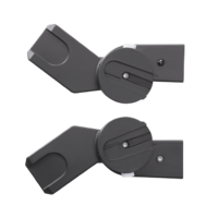 Cybex M-Line Adapter Set - Using this simple adapter you can your Carrycot as a Travel system with all Cybex stroller use (IRIS, XANTHUS, AGIS).