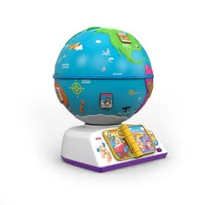 Fisher-Price educational fun globe - Fisher-Price educational fun globe – Discover the world with this globe by Fisher-Price.