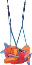"Haba aircraft swing - The littlest ones will love to ""fly"" aroung the nursery with this swing by Haba."