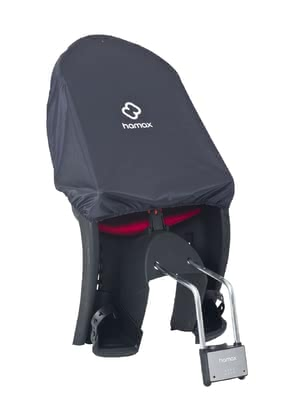 Hamax rain cover - Hamax rain cover – This rain cover is suitable for all Hamax bicycle seats and offers protection at any weather.