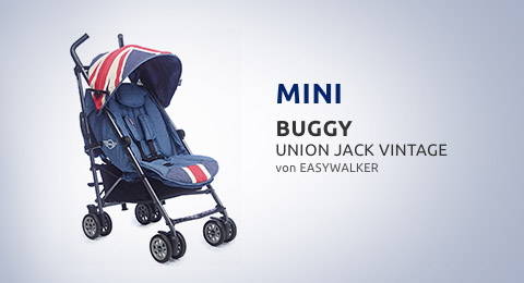 MINI by Easywalker Union Jack Vintage